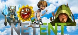 NetEnt Casino's op internet
